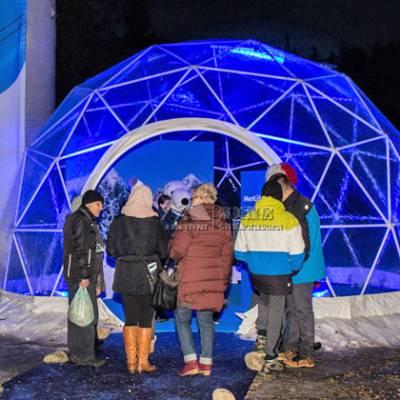 球形帐篷越来受用户欢迎的原因?