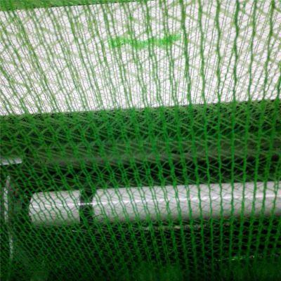 兴来建筑工地遮阳网 聚酯盖土网标准 工地防尘网针数