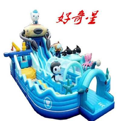 充气蹦床滑梯|大型充气城堡淘气堡|儿童蹦床弹床