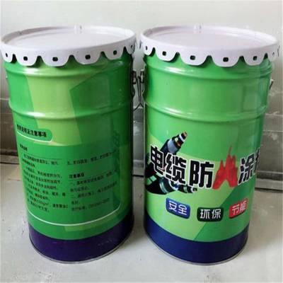 硕雪供应G60-3型油性防火涂料 室外薄型钢结构防火漆一桶20kg