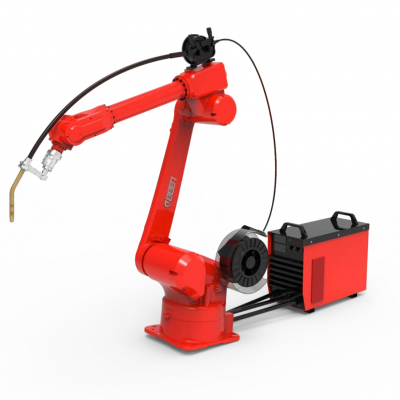 工业焊机机器人臂长2100mm 焊接机器人 码垛机气人 机器人上下料
