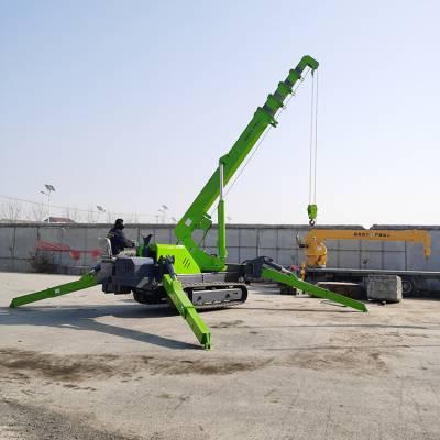 操作简单 蜘蛛吊5吨 蜘蛛吊车价格 蜘蛛起重机
