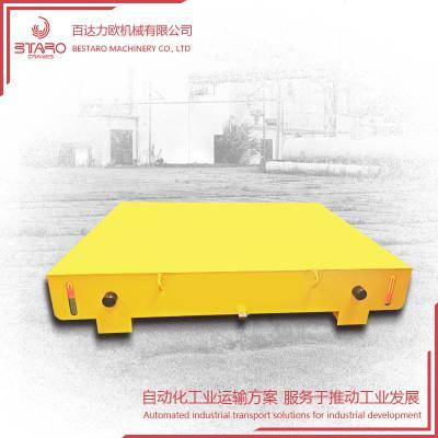搬运轧钢设备过跨车平角转向平车钢卷转运轨道车_ 百达力欧