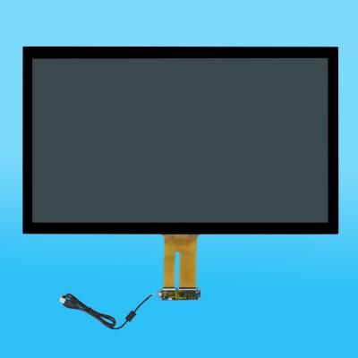 人机互动广告机32寸触摸屏 云上厂家有常规公模32寸触摸屏