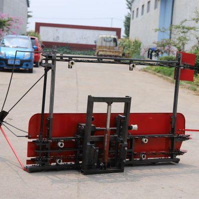 小型玉米收割機 拖拉機前置的苜蓿割曬機 小型玉米收獲機