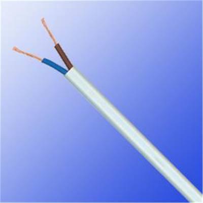 易初供应国标安装 多股软线 电源扁线 RVVB 2*0.75