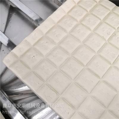 浙江卤水豆腐机 蒸汽煮浆豆腐机 双层豆腐机