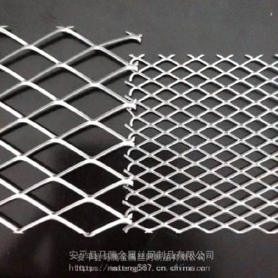 钢板网不锈钢 菱型 小孔不锈钢钢板网厂 304 316L 马腾