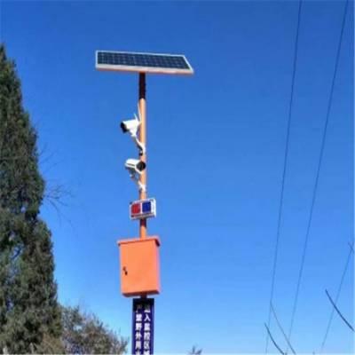 英光-重庆太阳能监控杆厂家 厂家监控杆厂监控立杆厂家道路监控杆