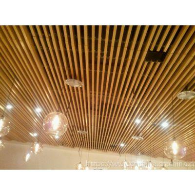 广州型材铝格栅天花厂家,U型铝方通吊顶规格定制