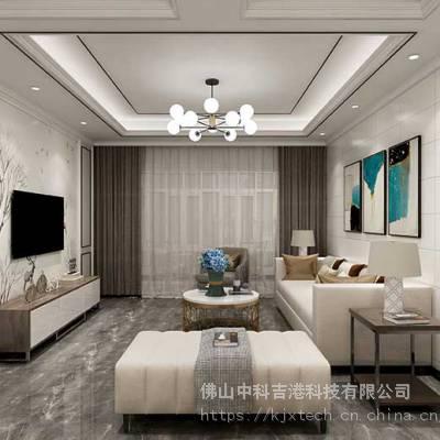 广东集成墙板厂家科吉星竹木纤维集成墙板防水阻燃国家环保部指定装修材料