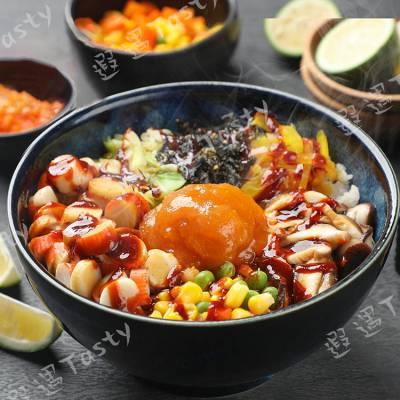 蛋黄拌饭加盟店_轻时尚餐饮_火爆招商中