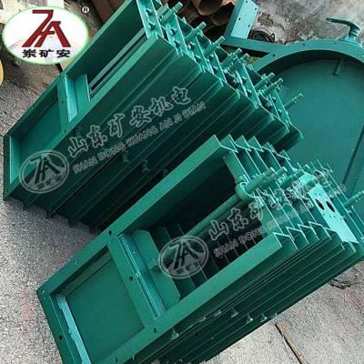 电液动插板阀 300*300卸料器配套使用插板阀