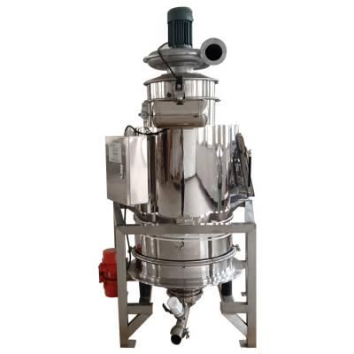 中山面粉投料机自动投料机吨袋开袋机可定制华之翼厂家