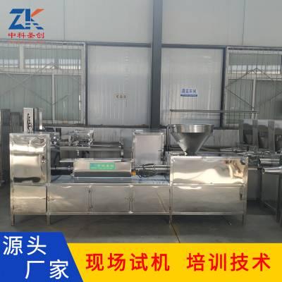 素鸡机生产设备 枣庄自动素鸡机价格 不锈钢素鸡机