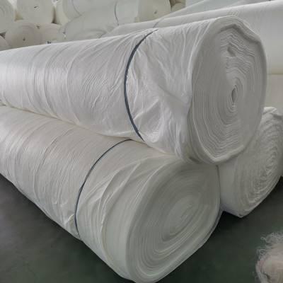 东光 垃圾填埋场用长丝土工布 白色聚酯长丝土工布 300g400g600g均可定制