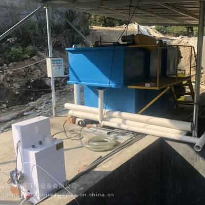 赣州市信丰县养猪场粪污处理系统整套流程-竹源