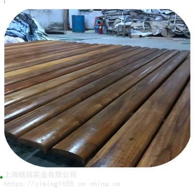 供应印尼菠萝格长短料木方 户外景观园林硬木尺寸定制
