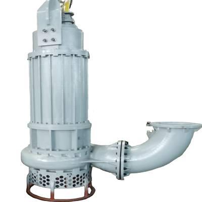 6寸船用潜水抽沙泵 4寸搅拌混浆泵 高浓度耐磨砂石泵 佰泉牌