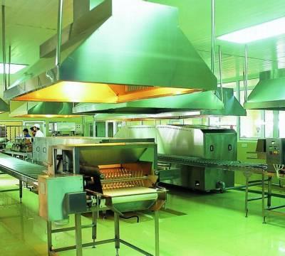 简析 | 何为中央厨房设备?