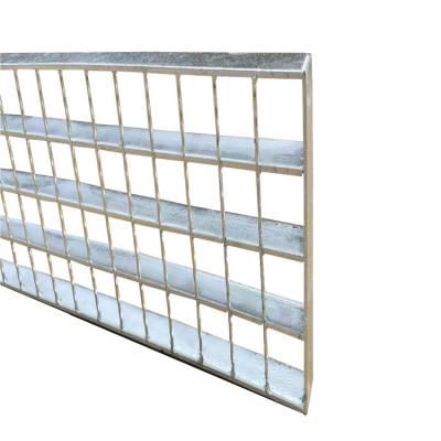 平台钢格栅板 热镀锌钢格栅板哪里卖