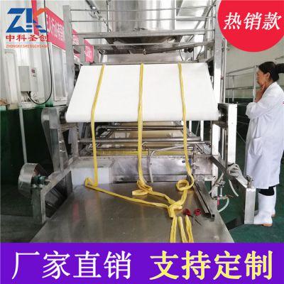 安徽腐竹机械价格_全自动腐竹机一台报价_新型腐竹自动化生产线