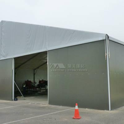 企业在搭建仓库帐篷时,必须要注意以下这些要点