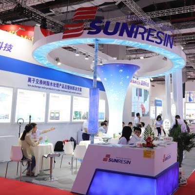 蓝晓科技:参加上海国际水展 水处理业务强劲增长