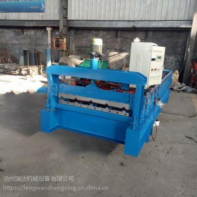 840压瓦机用途广A彩钢瓦机厂家供应A客户可定制压瓦机