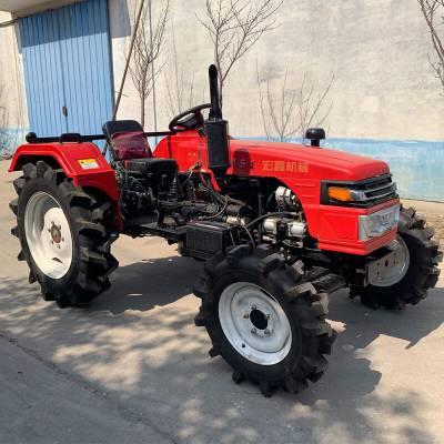 多缸70馬力四輪拖拉機 齊魯常力多缸四驅拖拉機 大馬力四輪拖拉機
