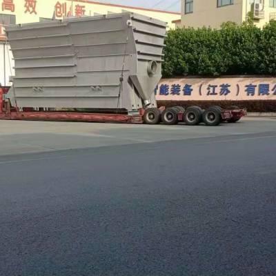 上海到奉化物流专线-上海到奉化货运专线-宁波奉化大件运输公司气垫车运输2