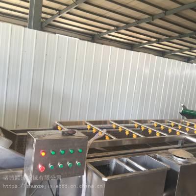 全自动大盘鸡解冻机 恒温水解冻设备 鸭脖解冻机
