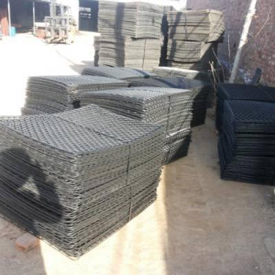 网面坚固、不易变形钢筋网钢筋网片,钢筋焊接网片,脚手架钢笆片,包边钢笆片,漆钢笆片