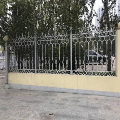 别墅铸铁院墙护栏售楼处玛钢栅栏1.5*1.7m一片