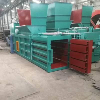 220型液压卧式木纤维打包机生产厂家