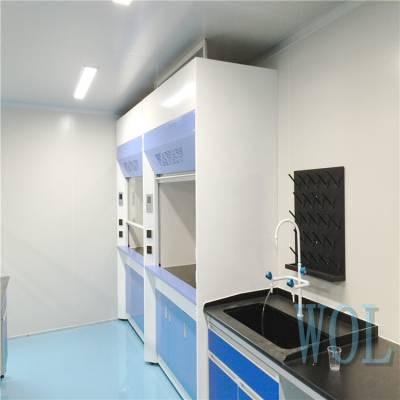 研发检测室 第三方检测实验室规划 建设 WOL