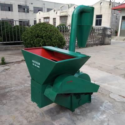 自动进料饲料加工粉碎机 大产量秸秆粉碎机 ZC-420饲养场打糠机