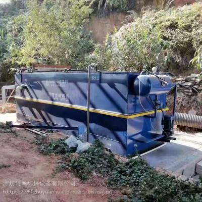 湖南养猪场污水处理设备-竹源