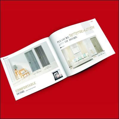 木门画册设计公司如何选择?古柏广告设计提供高端设计