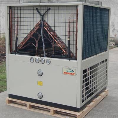 河北邯郸市 超低温空气能热泵 厂家销售改电酒店宾馆5匹10匹超低温空气能热泵 空气源热泵