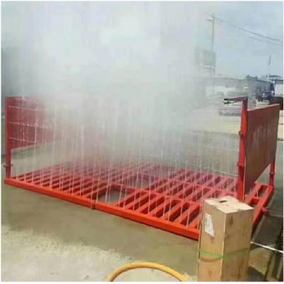 江苏省 南京中拓销售 全自动工程车辆洗车机 节水 损耗小