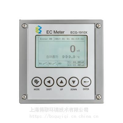 电厂气水取样架电导率_水质分析仪
