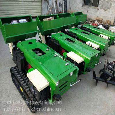 28马力履带开沟机 小型多功能管理松土机柴油机开沟机