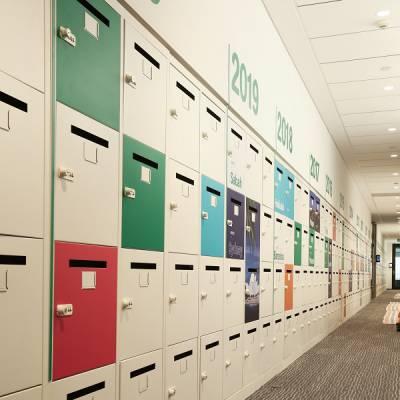 上海工厂定制文件柜定制尺寸储物柜更衣柜钢制文件柜SJdesign