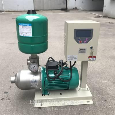 WILO威乐水泵MHI1604自来水变频泵价格