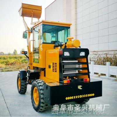 ***全新小型抓木机 农业机械多功能 小抓车装载机pzbz