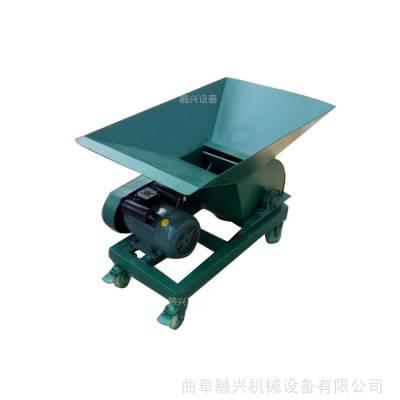 不锈钢晾茬机 两相电打岔机价格 凉茬机规格型号 小型扬渣机定做