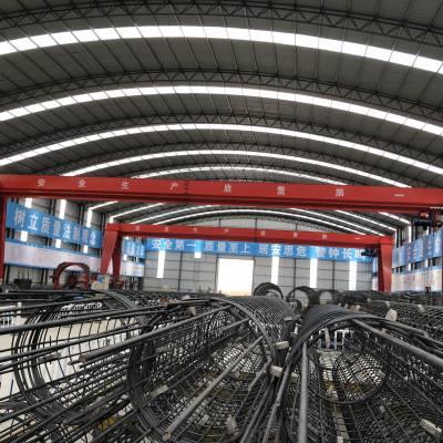 电动单梁抓斗起重机租赁全新航吊变频起重机厂家