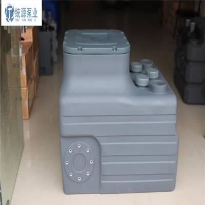 别墅地下室排污泵 地下室污水自动提升泵站 *** 统源泵业