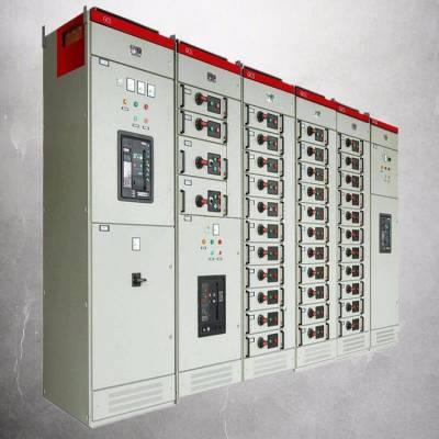 厂家定制 GGD低压固定式开关柜 进出线电容无功补偿交流配电柜成套设备 欢迎来电